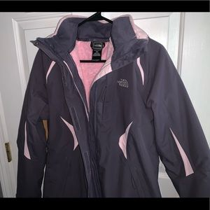 The North Face winter/ski jacket